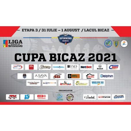ETAPA 3 – CUPA BICAZ 2021